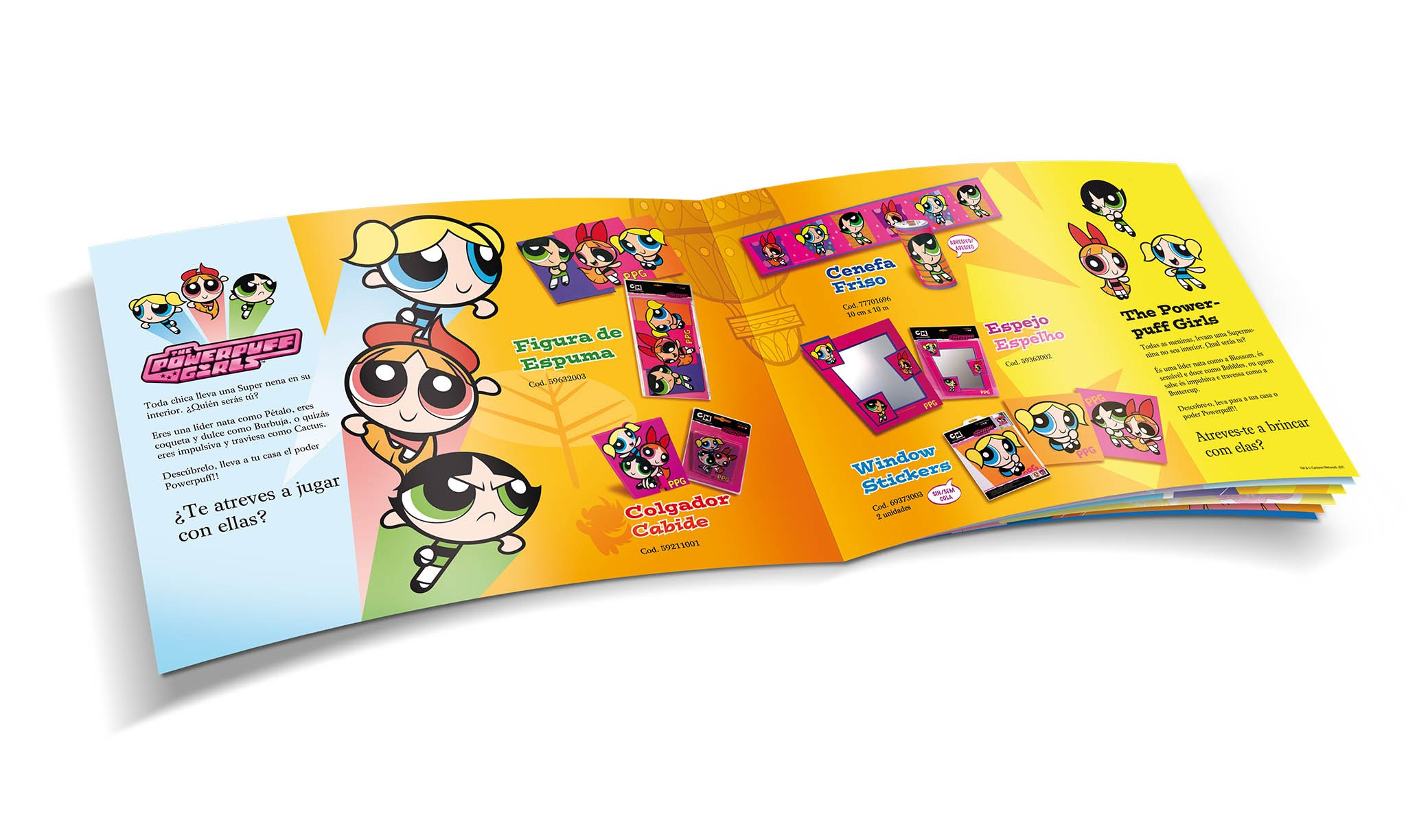 Diseño catálogo niños Venilia kids