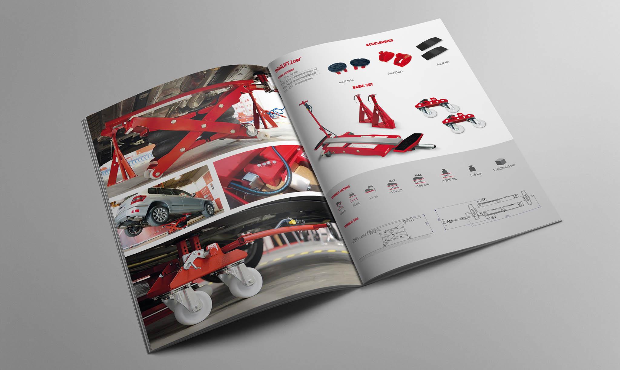diseño gráfico catálogos astra01