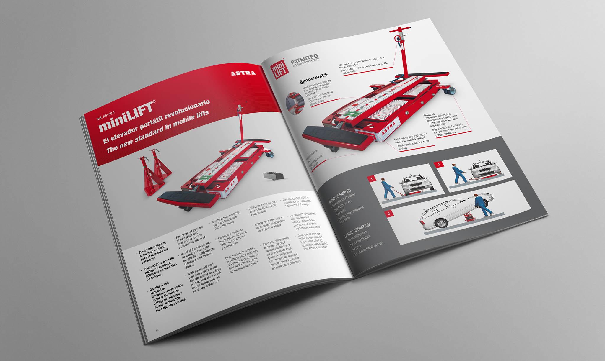 diseño gráfico catálogos astra02