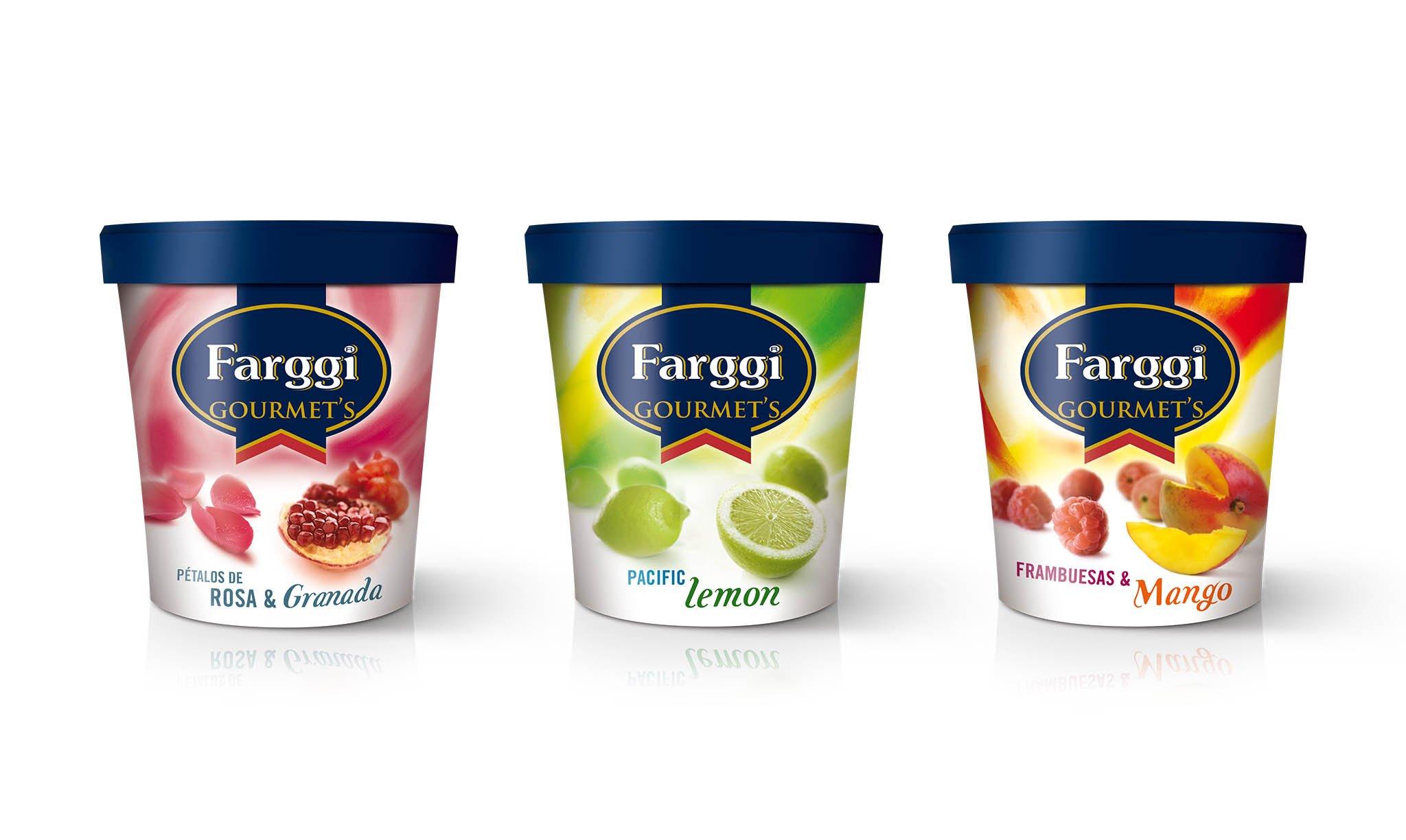 diseño packaging helados