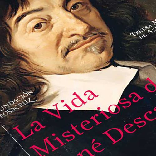 diseño editorial libro la vida descartes