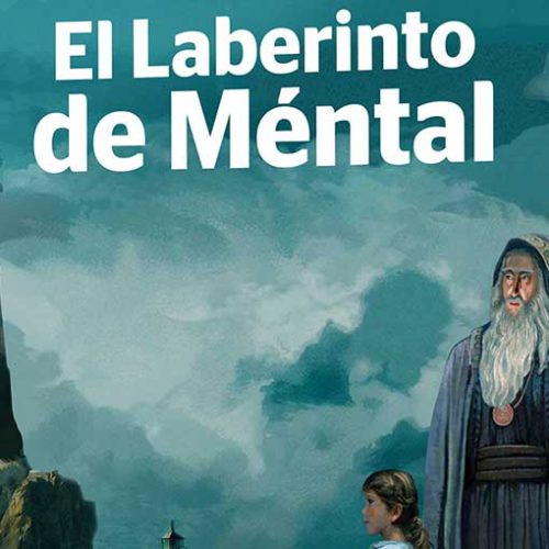 diseño editorial libro el laberinto de mental